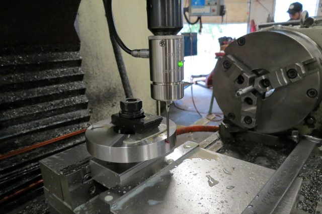 Multi Axis CNC Machining